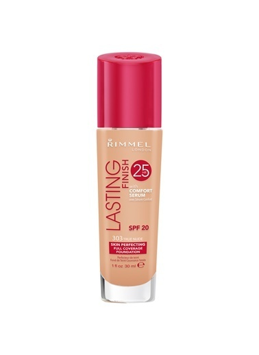 Rimmel London Lasting Finish Fondöten 303 -True Nude-Rimmel London
